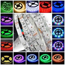 5M SMD 150Leds 300leds 600leds 5050 3528 5630 3014  LED Strip Light Tape DC 12V