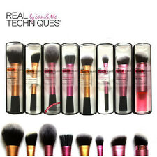 Real Techniques Makeup Brushes Foundation Powder Starter Blush Expert Face