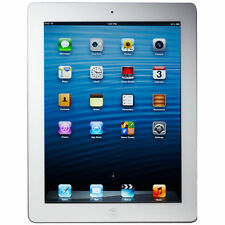"""AT&T Apple iPad 9.7"""" Tablet 16GB WiFi + Cellular 4G - White (MD519LL/A)"""