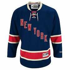 "#11 Mark Messier ""C"" - New York Rangers Third Reebok Premier NHL Jersey"