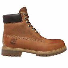 Timberland Heritage Classic 6 Inch Premium  Wheat Mens Boots