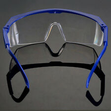 Eyewear Clear Safety Eye Protective Goggles Glasses Anti-fog Best New TO