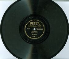 1946 The Ink Spots, Bless You & Address Unknown, Decca #23757, 78 RPM