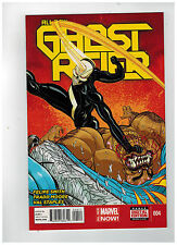 ALL-NEW GHOST RIDER #4  1st Printing - Marvel NOW!          / 2014 Marvel Comics