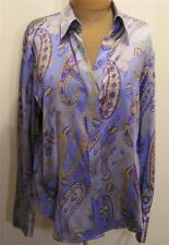 New TALBOTS Womens Stretch Shirt Top Blouse 4 12P NWT $98