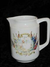 SOUVENIR JUG British Empire Exhibition Wembley 1924 ARCADIAN CHINA
