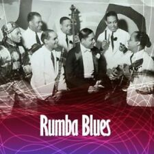 RUMBA BLUES Various Artists CD 26 Track - How Latin Music Changed Rhythm & Blues