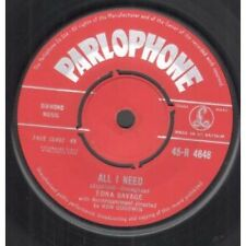 "EDNA SAVAGE All I Need 7"" B/w Every Day (45r4648) UK Parlophone 1960"