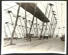 RINGLING BROS BARNUM & BAILEY CIRCUS TENT SET-UP PHOTO (185)