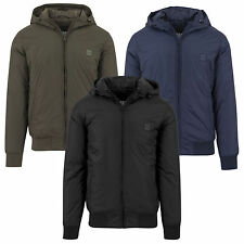 Urban Classics Men's Windbreaker Hooded jacket Windcheater Outdoor Jacket TB1458