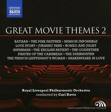 Great Movie Themes Vol. 2 - Great Moive Themes (2009, CD New)