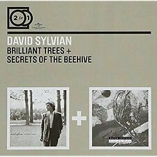 2 For 1: Brilliant Trees / Secrets Of The Beehive David Sylvian CD