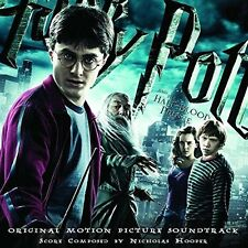 Harry Potter And The Half-Blood Prince - Original Soundtrack Nicholas Hooper Aud