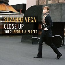 Close Up Vol 2, People & Places Suzanne Vega Audio CD