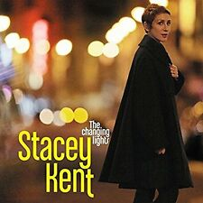 The Changing Lights (New) Stacey Kent Audio CD