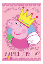 Peppa Pig Princess Peppa Poster New - Maxi Size 36 x 24 Inch