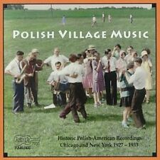Polish Village Music Various Artists Audio CD
