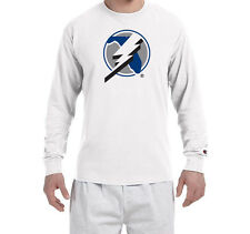Tampa Bay Lightning STATE Logo Champion LONG SLEEVE T-Shirt Tagless T Shirt