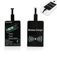 Universal Charger Module QI Wireless Charging Receiver For Micro USB Cell Phone