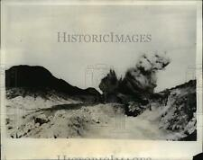 1931 Press Photo work begins at Boulder Dam Nevada