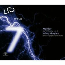 Mahler - Symphony No. 7 (LSO/Gergiev) London Symphony Orchestra Audio CD