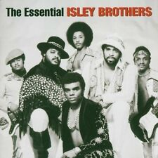 The Essential The Isley Brothers Audio CD