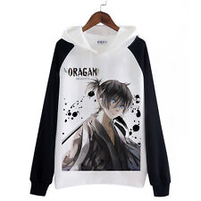 Long Sleeve Sweater Anime Noragami Casual Unisex Sweatshirts Hoodie Christmas#2