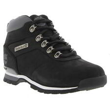 Timberland Splitrock 2 Hiker Black Leather Ankle Boots Size UK 8-11