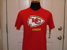 New with Tags Red & Gold Kansas City Chiefs T-Shirt All YOUTH Sizes Available