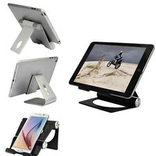 Portable Universal Desk Foldable Stand Holder Cradle For iPhone iPad Tablet
