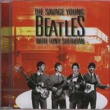 The Savage Young Beatles With Tony Sheridan The Savage Young With Beatles Audio