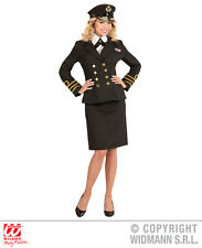 Ladies Navy officer Costume for Sailor War Fancy Dress Up Cosplay Outfit