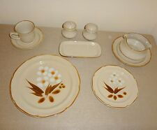 Choice Piece Classics by Hearthside Castlewood Pattern Stoneware Dishes Floral