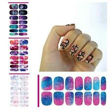 Fashion Nail Art Water Transfer Stickers Wraps Foils Decals Tips Manicure 1o