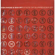 """ESKIMOS AND EGYPT State Of Surrender 12"""" 4 Track The Cert X Ep Featuring Dub Met"""