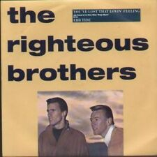 """RIGHTEOUS BROTHERS You've Lost That Lovin' Feelin' 7"""" B/w Ebb Tide (po116) Pic S"""