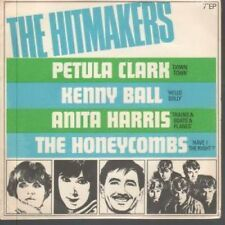 "HITMAKERS (60'S EP) Various Artists 7"" 4 Track Ep Featuring Petula Clark, Kenny"