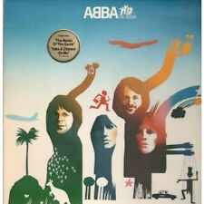 ABBA Album LP 7 Track In Stickered Gatefold (epc86052) UK Epic 1977