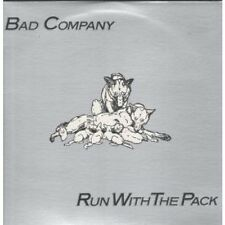 BAD COMPANY Run With The Pack LP 10 Track (ss8415) CANADIAN Swan Song 1976