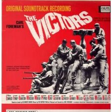 VICTORS (FILM) Original Soundtrack Recording LP 14 Track Cold Label Issue But Fl