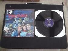 "THE KREWMEN PLAGUE OF THE DEAD 1988 UK PRESS 12"" VINYL RECORD ALBUM EX/EX"