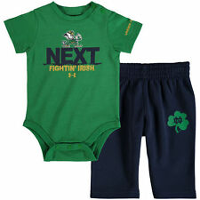 Under Armour Notre Dame Fighting Irish Onesie Set