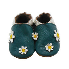 Sayoyo Baby Soft Sole Genuine Leather Toddler Infant Shoes Moccasins w/ Flowers