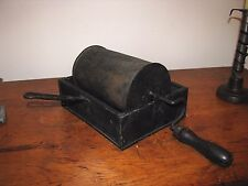 ANTIQUE TIN COFFEE ROASTER