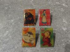 DISNEY BEAUTY BEAST BELLE BEAST MRS POTTS CHIP COGSWORTH FINDUS JUNIOR PINS HTF