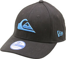 Quiksilver Toddler Mountain and Waves Baseball Hat Black/Blue