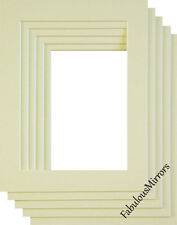 20 x 16 inch Picture / Photo Mounts - Choice of Colour - To fit various sizes