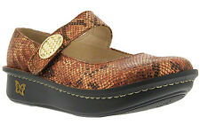 New In Box Alegria Shoes Flat Loafer Mary Jane Paloma Riches Medium (M, B)