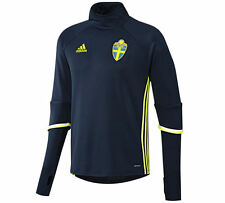 *ADIDAS - SWEDEN TRAINING TOP = SIZE ADULTS