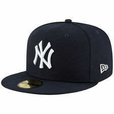 New York Yankees New Era Team Superb 59FIFTY Fitted Hat - Navy - MLB